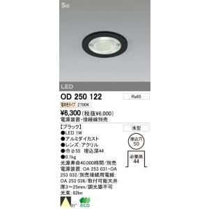 オーデリック 店舗・施設用 ダウンライト OD 250 122 OD250122 mary-b