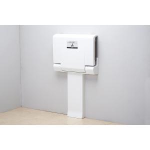 Combi 新商品 横型おむつ交換台 【OK21F】 トイレ設備 コンビウィズ株式会社(BS-F42の後継機種) 赤ちゃん おむつ替え【F】|mary-b