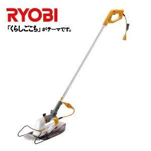 PAB-1610 RYOBI/リョービ  ポールバリカン 芝刈り機 刈込幅:160mm(両刃駆動) PAB1610|mary-b