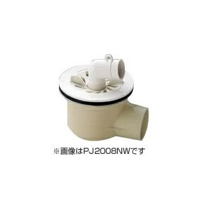 TOTO 【PJ2003B】 横引きトラップ 鋳物製排水トラップBL品用 目皿・フランジ:金属製|mary-b