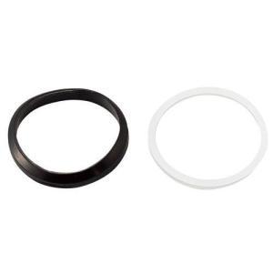 三栄水栓 洗面用品 洗面器トラップ 排水アジャストパッキン PP40-41S-32   SANEI|mary-b
