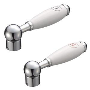 三栄水栓 水栓部品 陶器レバー PR2102F-2-R   SANEI mary-b