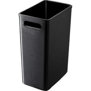 レザータッチくず入れ 角大 【RSD-555C】【東谷】【注意:代引き不可】 インテリア・寝具・収納>ゴミ箱|mary-b