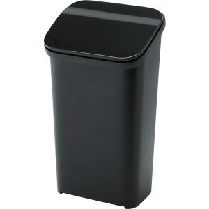 スムースダストボックス 【RSD-620BK】【東谷】【注意:代引き不可】 インテリア・寝具・収納>ゴミ箱|mary-b