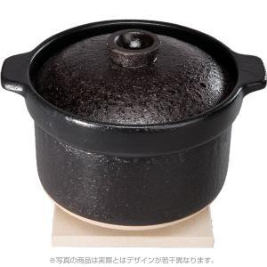 ガスコンロ ビルトインコンロ オプション リンナイ 専用土鍋「かまどさん自動炊き」 RTR-20IGA|mary-b