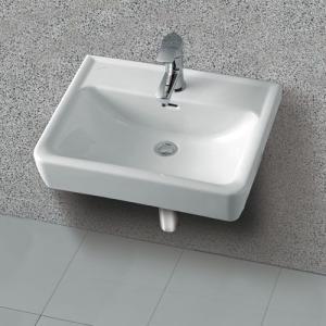 三栄水栓 デザイン水栓シリーズ 洗面器 SL817951-W-104 LAUFEN  SANEI mary-b