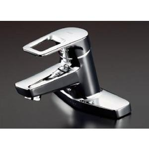 TOTO 洗面所用水栓金具 TLHG30DQERZ (寒冷地用) 台付シングル混合水栓|mary-b