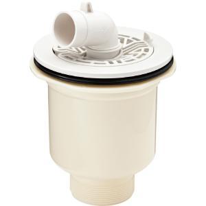 TP-51 洗濯機 防水パン用 排水トラップ INAX リクシル (縦引き) ABS製排水トラップ TP51|mary-b