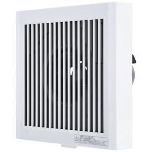 三菱 換気扇  V-08KLD3 24時間パイプ用ファン トイレ用換気扇 洗面所用換気扇 格子グリル  V08KLD3 旧品番:V-08KLD・V-08KLD2|mary-b