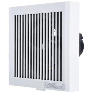 V-08PPD7-AF 三菱 換気扇・ロスナイ [本体]24時間換気システム(非熱交換) 壁排気エアフロー環気システム V08PPD7AF|mary-b