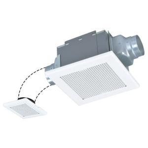 三菱 換気扇・ロスナイ VD-15ZF10-BL ダクト用換気扇 天井埋込形|mary-b