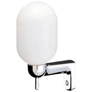 三栄水栓 洗面所用品 ソープディスペンサー 押上石ケン水容器 W101   SANEI|mary-b