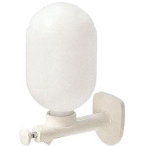 三栄水栓 洗面所用品 ソープディスペンサー プッシュ石ケン水容器 W161   SANEI|mary-b