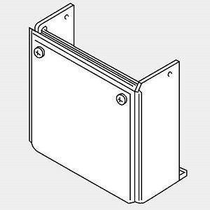 リンナイ 配管カバー  WOP-A101(K)  WOPA101K 給湯器 (23-7976)|mary-b