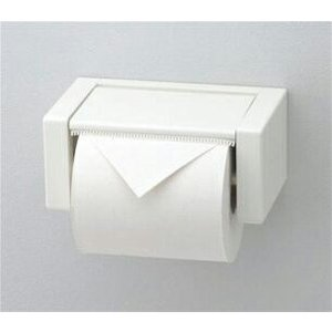 TOTO紙巻器【YH51R】 ワンハンドカット付 トイレットペーパーホルダー|mary-b