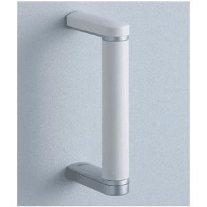 TOTO トイレ アクセサリー AHタイプ手洗器付用オプション 【YHB201MS】手すり ハンドグリップ|mary-b