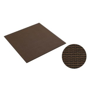 大建工業[DAIKEN] 床材 【YQ5006-2】<06ダーク(栗色×胡桃色)> 880×880mm 彩園(さいえん) 畳風床材 ここち和座 敷き込みタイプ 2枚入り mary-b