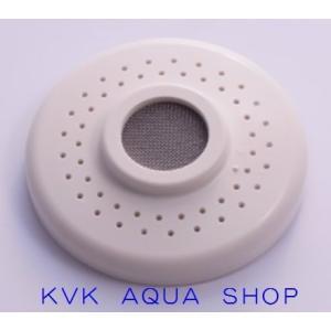 KVK Z825・KF358・KF568等用シャワーフェイスホワイト【Z411636CPS】|mary-b