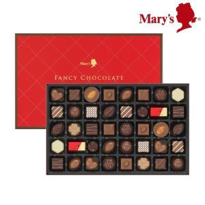 チョコレート 詰め合わせ § ファンシーチョコレート 40個入 § クリスマス ギフト プレゼント お礼 お返し 贈答 ご挨拶 内祝い メリーチョコレート