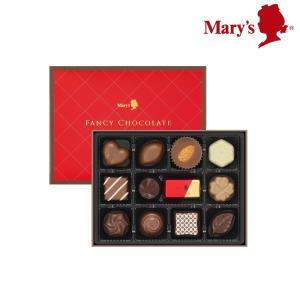 チョコレート 詰め合わせ § ファンシーチョコレート 12個入 § クリスマス ギフト プレゼント お礼 お返し 贈答 ご挨拶 内祝い メリーチョコレート