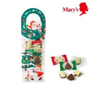 プチギフトにおすすめです クリスマススターチョコレート 75g入 クリスマス パーティー ギフト 洋菓子 詰め合わせ