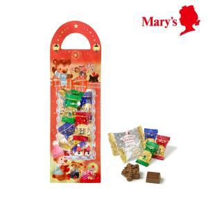 クリスマス お菓子 § クリスマスパーティー 52g入 § Christmas パーティ 子ども会 プレゼント 帰省 メリーチョコレート