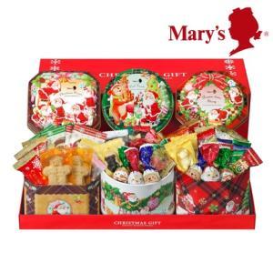 クリスマス 洋菓子 § クリスマスギフト 3缶入 § Christmas パーティ 子ども会 プレゼント 帰省 メリーチョコレート