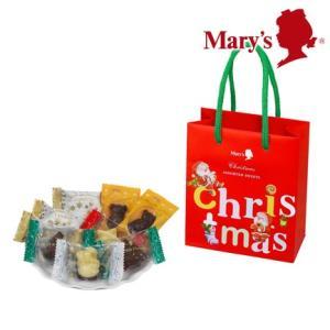 クリスマス お菓子 § クリスマスミニバッグ 51g入 § Christmas パーティ 子ども会 プレゼント 帰省 メリーチョコレート