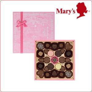 バレンタイン チョコレート § フラワークリスタル 130g(27個)入 § Valentine 2017 プレゼント メリーチョコレート