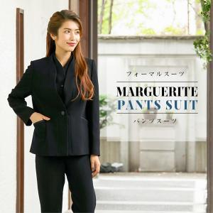 喪服 レディース 卒業式 入学式 ブラックフォーマル 礼服 パンツスーツ