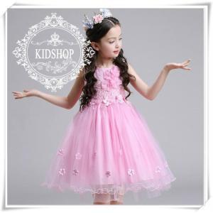 発表会衣装子供ドレス160高級子供ドレス結婚式子供ドレス結婚...