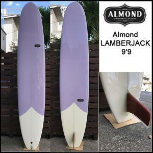 アーモンド サーフボード ALMOND LAMBERJACK 9'9