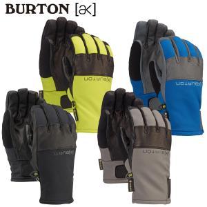 バートン グローブ 手袋 ゴアテックス メンズ BURTON 19-20 Men's [ak] GO...