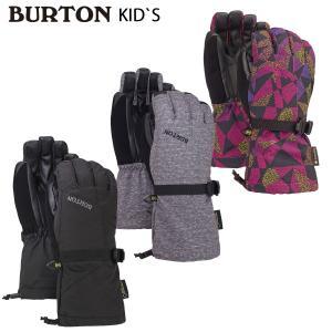 バートン グローブ 手袋 ゴアテックス キッズ BURTON 19-20 Kids' GORE-TE...