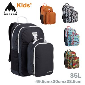 バートン リュック キッズ Burton Kids' Lunch-N-Pack 35L Backpa...