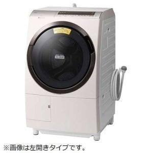 【標準設置無料】日立 ビッグドラムドラム式洗濯乾燥機【→右開き】 BD-SX110ER-N【創業73...