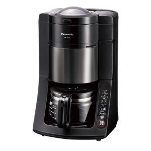 パナソニック NC-A57-K 【創業74年、初期不良対応】沸騰浄水コーヒーメーカー