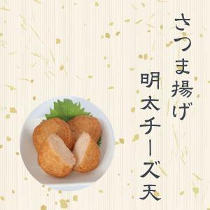 徳用さつま揚げ 明太チーズ天|masarujo