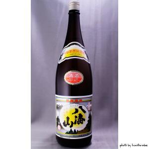 八海山(新潟県) 容量:1800ml 酒類:普通酒