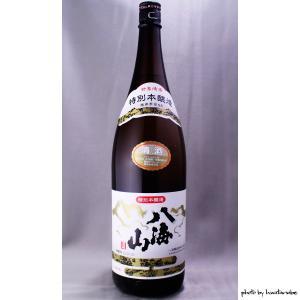 八海山(新潟県) 容量:1800ml 酒類:本醸造