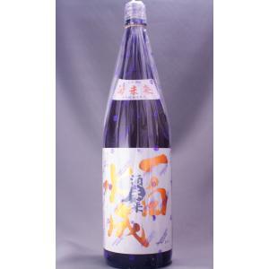 一白水成 純米吟醸 酒未来 1800ml|masaruya