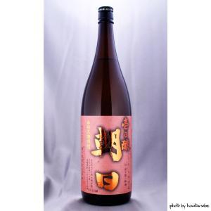 壱乃醸 朝日 1800ml|masaruya
