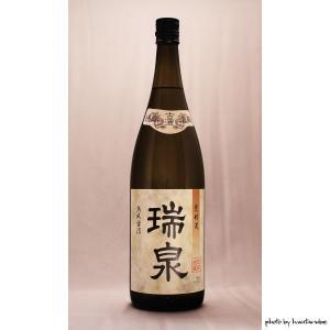 瑞泉 熟成古酒 43度 1800ml|masaruya