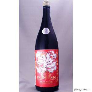 竹の園 純米大吟醸 超辛口 天狐 1800ml|masaruya