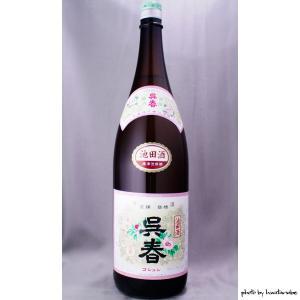 呉春 1800ml masaruya
