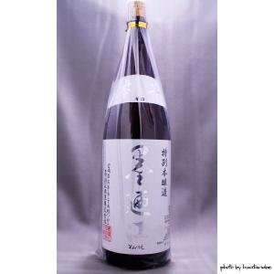 墨廼江 本醸造 辛口 1800ml|masaruya