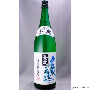 越乃景虎 名水仕込 特別本醸造 1800ml|masaruya