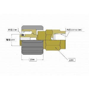 M22カプラ・メス(3/8メスネジ) A社製|masd|03