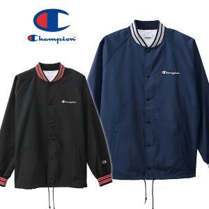 Champion チャンピオン メンズ ジャケット スナップジャケット アクションスタイル C3-K605 mash-webshop