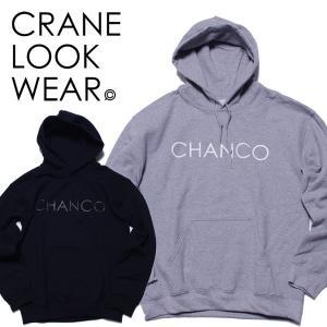 CRANELOOKWEAR クレインルックウェア CHANCO PARKA チャンコパーカプルオーバー 限定生産|mash-webshop